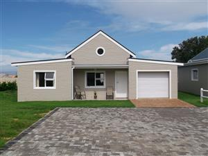 Brand New House in Safe Development in Kleinmond