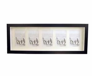 Mahogany wall mounted multi-frame!! On Special!!!