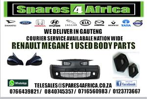 RENAULT MEGANE 1 USED BODY PARTS FOR SALE