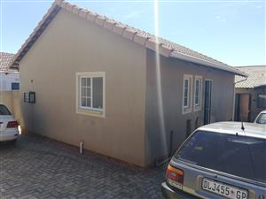Three bedroom house to rent in cosmo city Ext 10