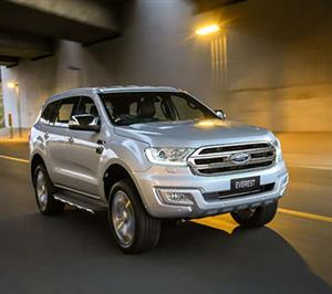 2019 Ford Everest EVEREST 2.0D BI TURBO XLT A/T
