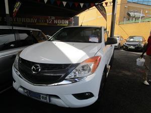 2014 Mazda BT-50 2.2 110kW FreeStyle Cab SLX