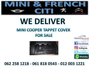 Mini Cooper tappet cover for sale