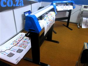 V6-1800 V-Auto Superfast Wireless Vinyl Cutter 1800mm, Automatic Contour Cutting Function