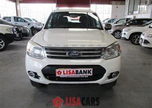 2013 Ford Everest 3.0TDCi XLT