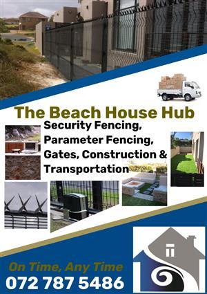 Gates, Fence and medium/small construction