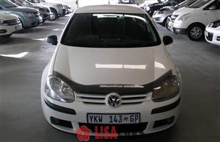 2009 VW Golf hatch