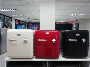 Counter Top Retro beverage cooler-Red, black or cream-BC-1/48lt
