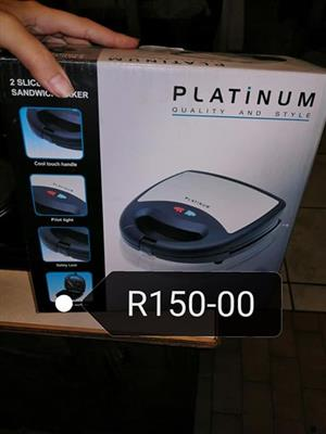 Platinum toaster for sale
