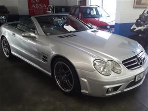 2007 Mercedes Benz SL 65 AMG