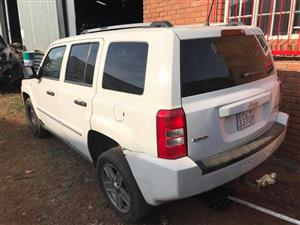 2009 Jeep Patriot Stripping For Spares