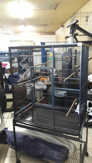 Nice big bird cage