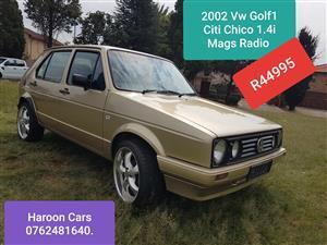 2002 VW Citi CITI CHICO 1.4i