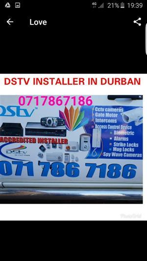 DSTV INSTALLER IN DURBAN