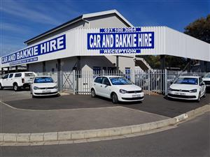 Saayman Car and Bakkie Hire, Strand