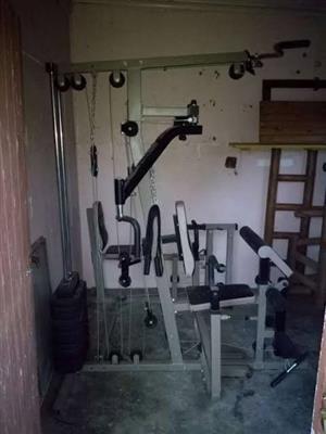 Trojan home gym for sale  Cullinan