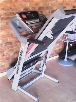 Trojan Cardio Coach 460 Treadmill