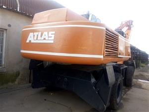 Atlas Crane for sale in Newcastle
