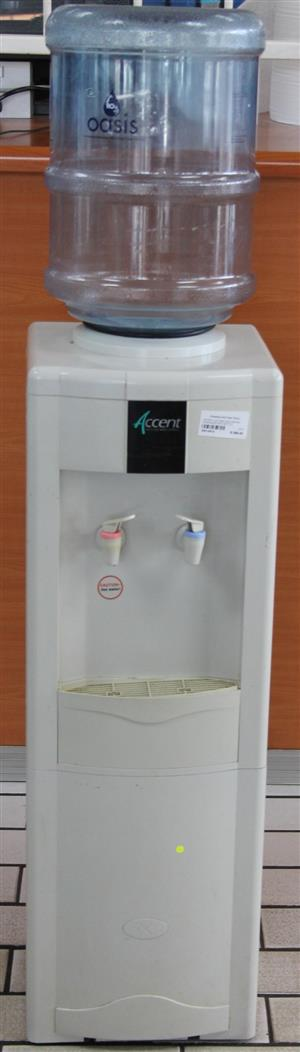 Accent hot and cold water dispenser S041461A #Rosettenvillepawnshop