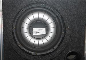 Audio bank 1500w dvc subwoofer S041954A #Rosettenvillepawnshop