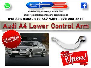 New Audi A4 B8 Lower Control Arm for Sale