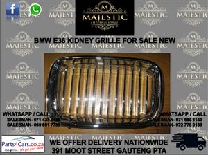 BMW e36 bumper grill for sale