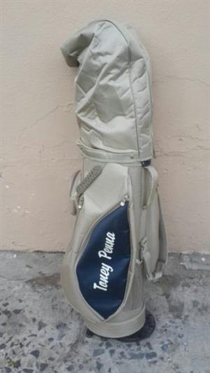 Golf Set full set of of Toney Penna clubs, irons,drivers and putter and bag
