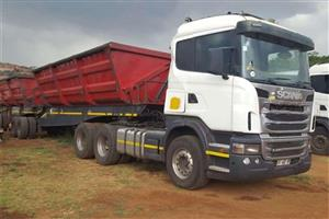 Full Hydraulic system installation for all kinds of trucks