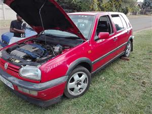 1994 VW VR6