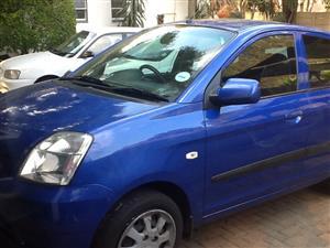 2005 Kia Picanto 1.1 EX