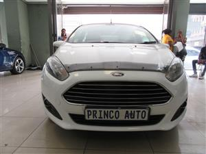 2015 Ford Fiesta 5 door 1.6TDCi Trend