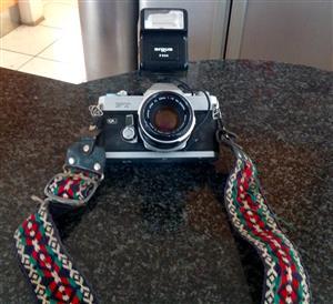 Camera: Canon FT