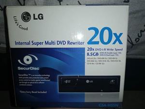 LG Dvd Writer