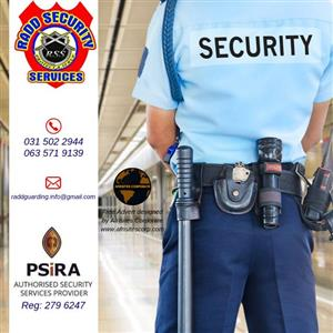 Security guarding company