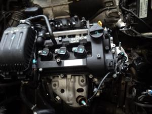 HYUNDAI     i10   i20 ENGINE (G4LA) FOR SALE