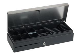 Maken FT460s Flip Lid Cash Drawer Black