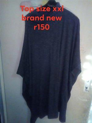 Dark blue xxl top for sale