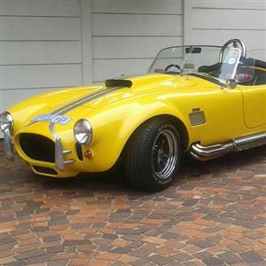1996 AC Cobra