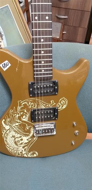 FirstAct Electric Guitar