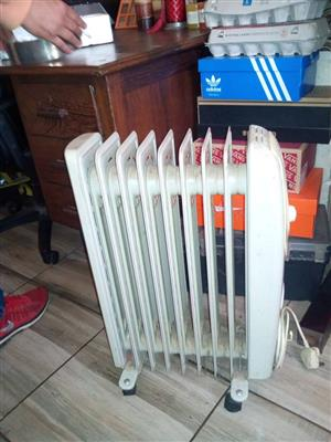 Electric oil heater for sale