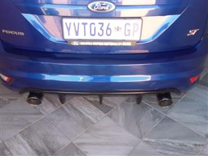 2009 Ford Focus ST 3