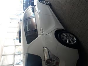 2010 Toyota Verso 1.6 S