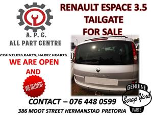 Renault used spares for sale