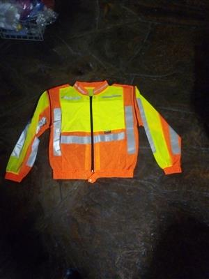 Long Sleeve and Sleeveless Reflective Safety Vests For Sale.Discounts for Bulk Orders!!!
