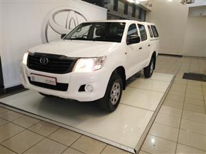 2018 Toyota Hilux 2.5D 4D double cab 4x4 SRX