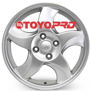 Blade Replica Silver 15 inch Alloy Mag Wheels Set
