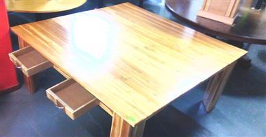 Veneer boardroom table