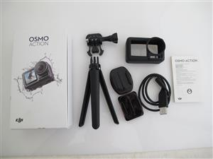 DJI Osmo Action Camera with 64GB Class 10 SD Card