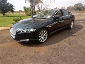 2012 Jaguar XF 3.0D Luxury