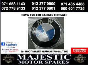 Bmw F20 F30 badges for sale